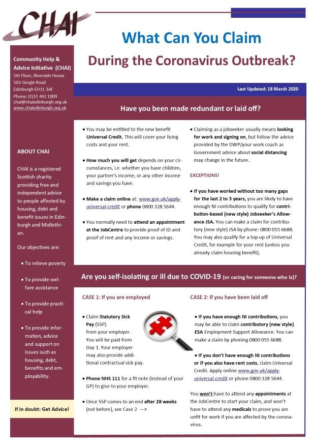 What to Claim_Coronavirus Factsheet_p1